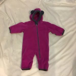 Columbia Snow Suit, Hands in or out 3-6 mo